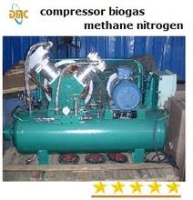 Methane gas compressor , Biogas compressor 10bar 150psi, oil free small type