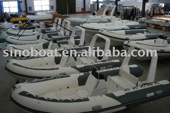 inflatable boat RIB560