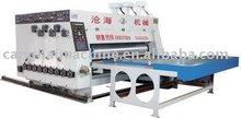 flexo Printing Machine for corrugated carton board with CE