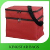 Beautiful double layer cooler bag