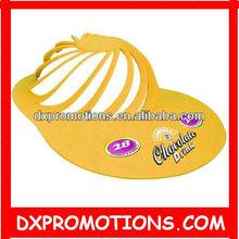 foldable eva foam cap/eva cap hat in die-cut shaped