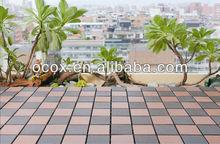 DIY deck tile,outdoor deck tile