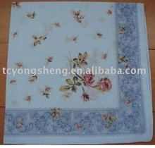 fashion printed handkerchief
