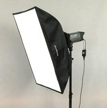 Photographic equipment soft box
