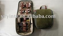 leather case shoe polish kit