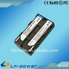 Safe,Durable,Beckoning price For Canon BP915 camera battery