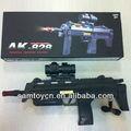 juguete de armas de fuego de la máquina con la vibración