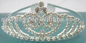 2012 fashion silver Crown