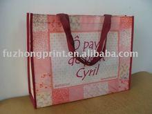 eco-friendly pp laminated shopping bag
