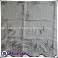 Nuevo diseño de la cortina de poliéster de patrón de flores-- shaoxing zhejiangembroidery tela
