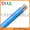 Fire resistant single core conductor PVC insulated cable