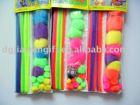 School Craft Kits pompons&chenille stem Animal Set