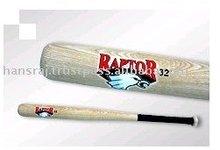 Baseball Bat Ash Wood Natural Finish