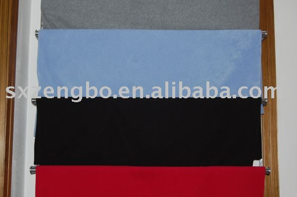 Dyed 100% polar fleece fabric with different weigt and color.