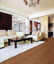 Wooden floor, wooden tile, housing material