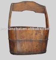 Antique furniture-Oval Bucket