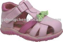 Crianças sandália de couro, Calçado, Sandálias populares