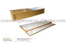 STRATA paper coffin