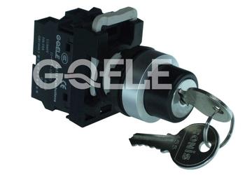 LA115 Key lock switch