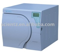 2015 new design ,LCD Display Europe B standard dental Autoclave/ steam sterilizer with printer