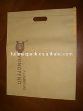Cheap Non-woven bag with die cut