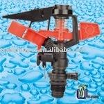 Part-Circle Plastic Impact Sprinkler /irrigation fittings /lawn sprinkler