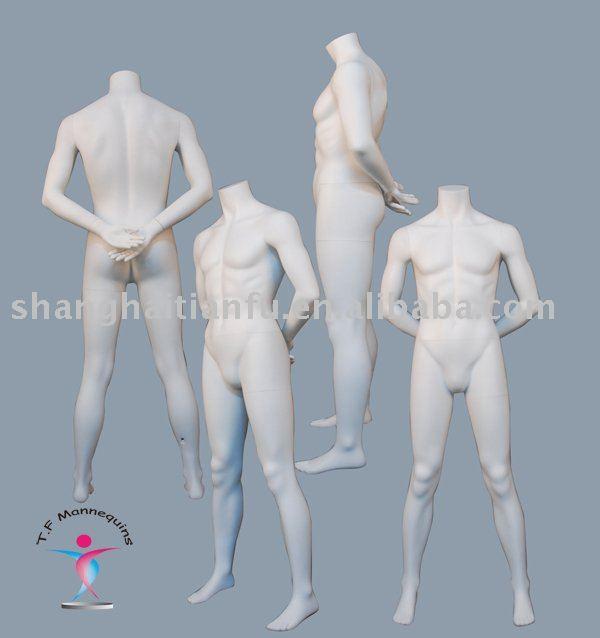 Headless sport mannequin