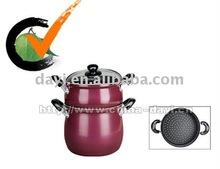 Aluminum Belly Shape Steam Cooker (DY-60120)