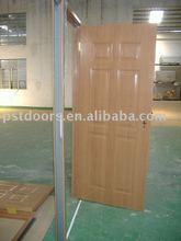 JINXUN Classic American Steel Door White or Walnut Color ,Popular for 2015