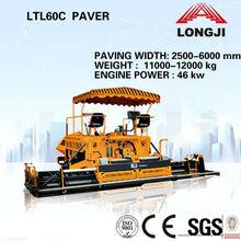 Mechanical Crawler Paver LTL60C concrete paver (Paving width: 6000mm,Engine power: 55kw)