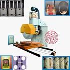 block cutter----DZQ-1600 Multi-blade Hydraulic Stone Cutter stone machine