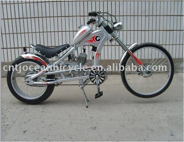 Велосипед как харлей 180