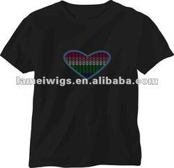 led T-shirt LTU-12746