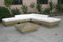 All Weather Hotsale Outdoor Rattan Sofa Set