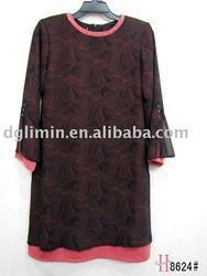 Arabian robe/baju kurung