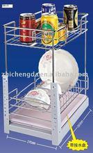 Pull Basket For Kitchen Storage Drawer