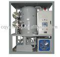 Machine d'épurateur d'huile de turbine de vide