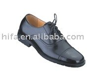 Office Military Army leather Shoes