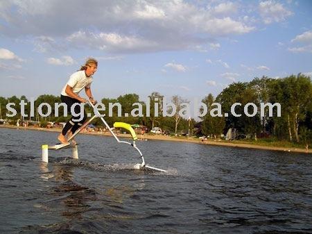 waterbird water skipper