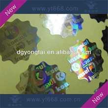 Dot- matrix hologram anti-counterfeiting printing