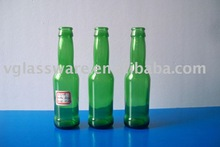 Glass team-33/beer bottle 150ml