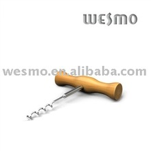 Cork screw (bamboo product)
