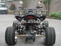 2009 nouveaux 250cc agressifs emballant l'atv, personne 2 permise