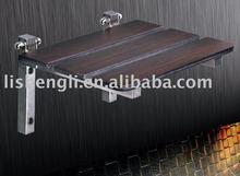 phenolic shower seat compact bathroom seat adjustable shower seat