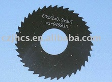Overall carbide saw blade cutter
