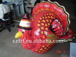 Festival Inflatable turkey, inflatable turkey decorations