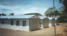 steel prefabricated worker office