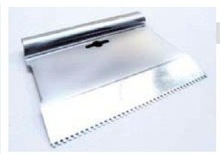 ADHESIVE SPREADER (NOTCH TROWEL, NOTCHED SPREADER)