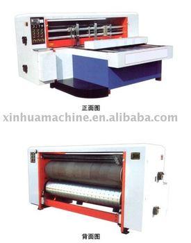 NC-Auto Rotary Corrugated Carton Board Die Cutting Machine