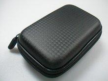Black wholesale zipper puller EVA camera bag manufacturer